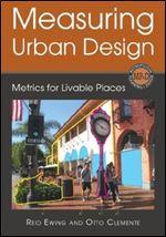 کتاب اندازهگیری طراحی شهری