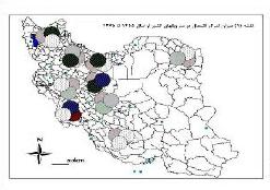 بررسی پدیده تمرکزهای شغلی در مادرشهرهای کشور؛ با تأکید بر مادرشهر تبریز