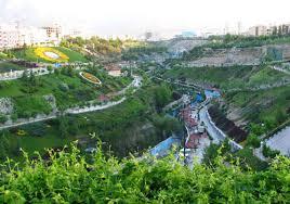 برنامه ریزی کاربری اراضی در مناطق حساس شهری مطالعه موردی رود دره فرحزاد-تهران
