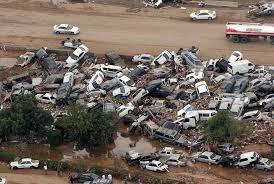 کاربرد مدل یکپارچه سیلاب شهری درکلان شهرها