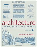 کتاب معماری؛ فرم، فضا و نظم