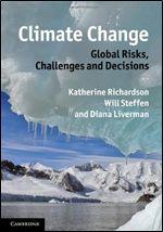 کتاب تغییرات آبوهوایی؛ خطرات جهانی، چالشها و تصمیمگیریها