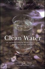کتاب آب پاک؛ مقدمهای بر کیفیت و کنترل آلودگی آب