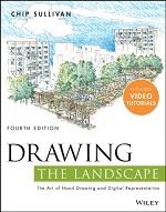 کتاب طراحی منظره