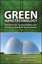 کتاب فنآوری نانو سبز؛ راهحل توسعه پایدار و انرژی در محیط زیست