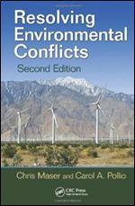 کتاب حل ناسازگاریهای زیستمحیطی؛ ویرایش دوم
