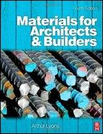 کتاب مواد مورد نیاز معماران و ساختمانسازان