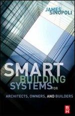 کتاب سیستمهای ساختمانهای هوشمند برای معماران، مهندسان و سازندگان