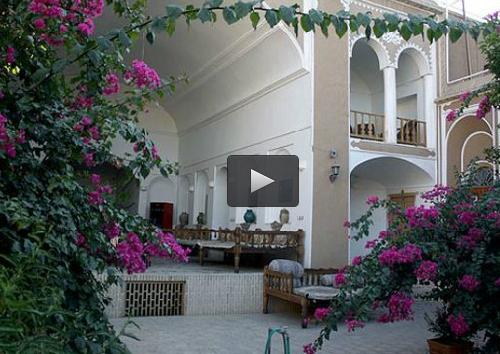 فیلم خانه های تاریخی یزد
