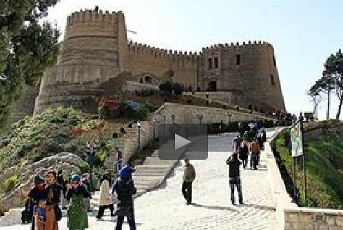 فیلم معرفی فلک الافلاک شاهکار معماری جهان
