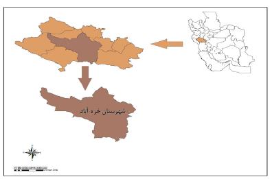 برنامهریزی استراتژیک توسعۀ گردشگری با تأکید بر توسعۀ پایدار در ناحیۀ خرمآباد