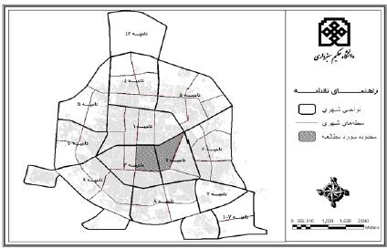 تحلیلی بر ارزیابی کیفیت پایداری اجتماعی در نواحی دو و سه شهر سبزوار