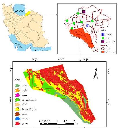 پهنهبندی خطر زمینرانش و تأثیر آن بر ناپایداری سکونتگاههای شهری مورد شناسی: زیباشهر گرگان