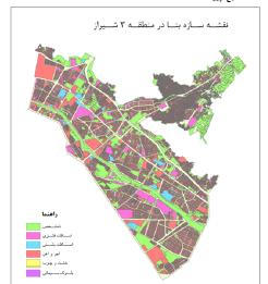 مدلسازی آسیبپذیری فیزیکی بافتهای شهری در برابر زلزله در محیط سیستم اطلاعات جغرافیایی مورد شناسی: منطقۀ ۳ شهرداری شیراز