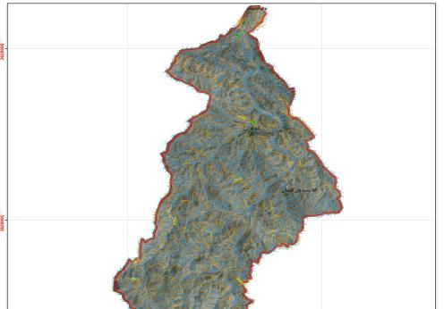 مقایسۀ روشهای مختلف تهیۀ مدل ارتفاع رقومی مورد شناسی: حوضۀ آبخیز نوفرست، شهرستان بیرجند، استان خراسان جنوبی
