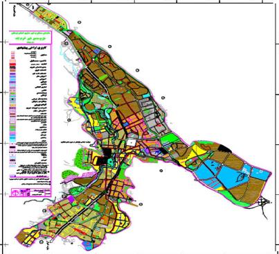 سنجش توزیع فضایی بازارهای روز و مکانیابی بهینه آنها در شهر خرمآباد با استفاده از سیستم اطلاعات جغرافیایی