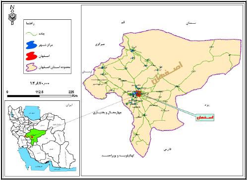 تأثیرات جهانی شدن بر ساختار کالبدی شهرهای اسلامی (نمونه موردی: کلانشهراصفهان)