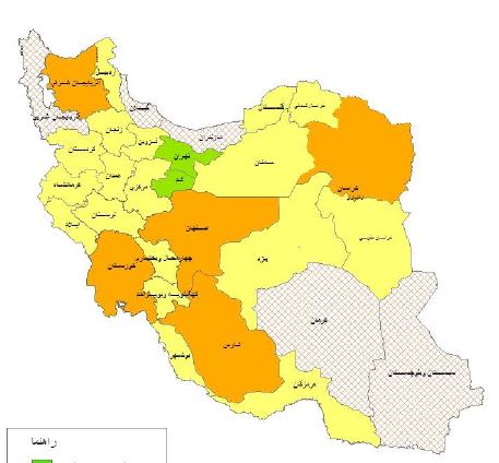 تحلیل فضایی و سطحبندی شاخصهای اشتغال در استانهای کشور (با بهکارگیری تحلیل عاملی و خوشهای)