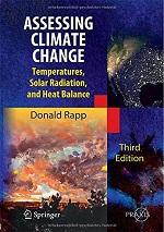 کتاب بررسی تغییرات آبوهوایی؛ دما، تابش انرژی خورشیدی و تعادل حرارت