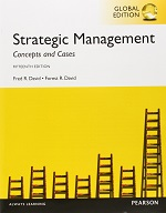 کتاب مدیریت استراتژیک؛ مفاهیم و موارد، ویرایش جهانی