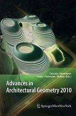 کتاب پیشرفت در معماری هندسی ۲۰۱۰