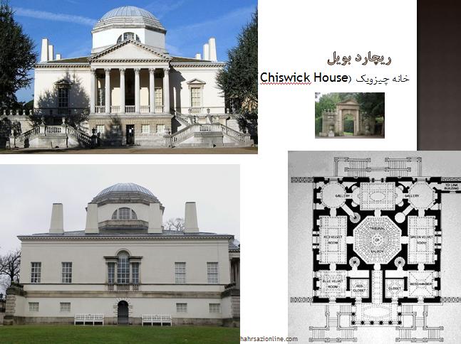 پاورپوینت معماری نئوکلاسیسیم