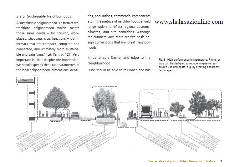 داگلاس فار: شهرسازی پایدار