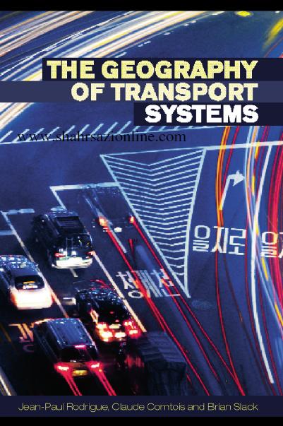 کتاب جغرافیای سیستم حمل و نقل