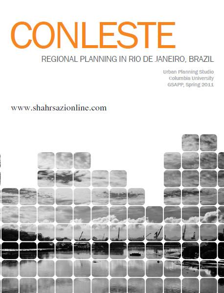 کتاب برنامه ریزی منطقه ای در ریو دو ژانیرو
