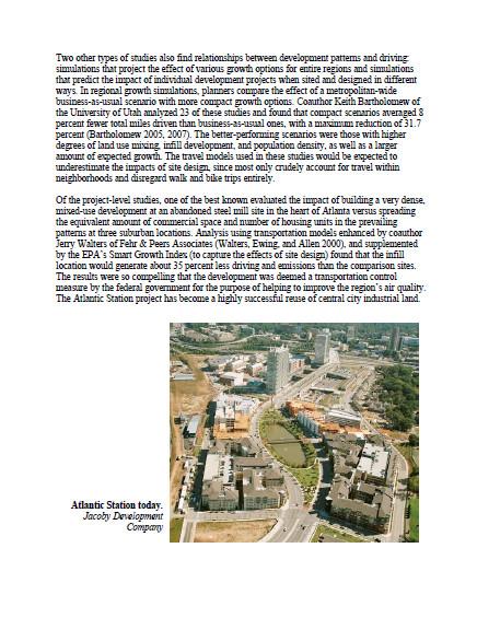 توسعه شهری و تغییرات آب و هوایی