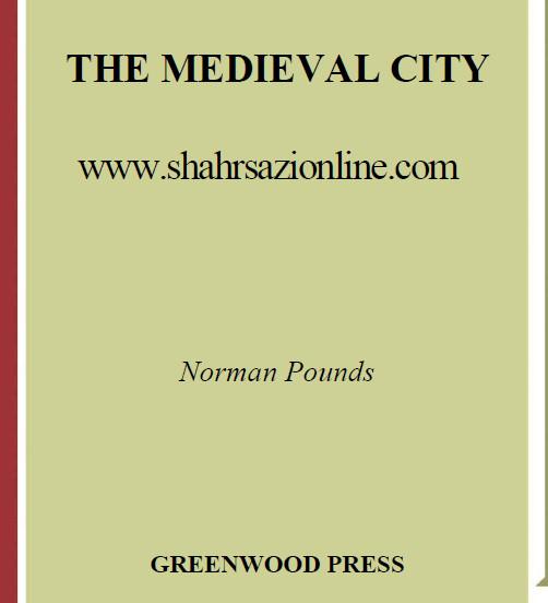 کتاب شهرهای قرون وسطی